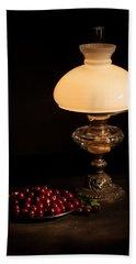 Kerosene Lamp Hand Towel