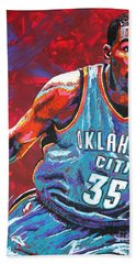 Kevin Durant 2 Hand Towel