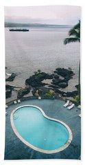 Kidney Pool In Paradise Bath Towel