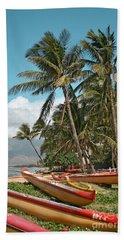 Bath Towel featuring the photograph Sugar Beach Kihei Maui Hawaii by Sharon Mau