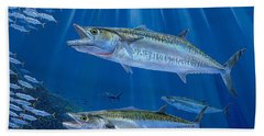 Kingfish Reef Hand Towel