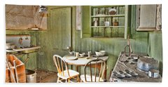 Kitchen In Bodie By Diana Sainz Hand Towel