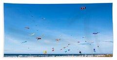 Stunt Kite Bath Towels