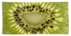 Kiwi Detail Hand Towel