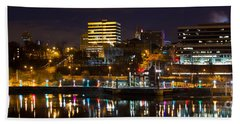 Knoxville Waterfront Hand Towel