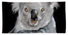 Koala Hand Towel by Jean Cormier