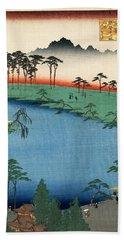 Kumanojunisha Shrine Bath Towel