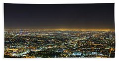 La At Night Hand Towel