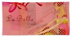 La Bella - Pink - 064152173-01 Hand Towel