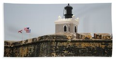 La Fortaleza Light Tower Hand Towel
