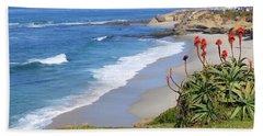 La Jolla Beach Bath Towel