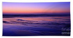 La Jolla Shores Twilight Bath Towel