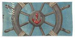 La Mer Compas Hand Towel