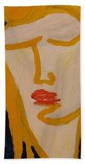 L.a. Woman Hand Towel
