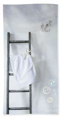 Ladder With Towel Hand Towel