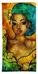 Lady Creole Hand Towel