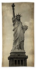 Lady Liberty No 11 Hand Towel