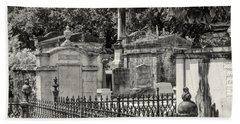 Lafayette Cemetery No. 1 Hand Towel