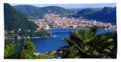 Lake Como Itl7724 Bath Towel