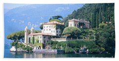Lake Como Palace Bath Towel