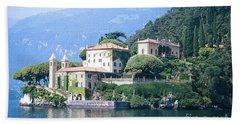 Lake Como Palace Bath Towel