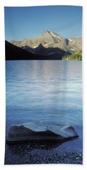 Lake Josephine In Early Morning Hand Towel