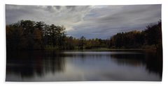 Lake Wausau's Bluegill Bay Park Bath Towel