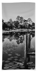 Lakes Of Deland Hand Towel