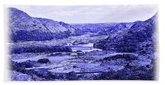 Hand Towel featuring the photograph Lakes Of Killarney by Jane McIlroy