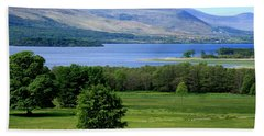 Lakes Of Killarney - Killarney National Park - Ireland Hand Towel