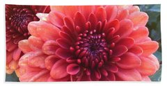 Bath Towel featuring the photograph Last Of The Summer by Denyse Duhaime