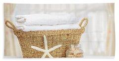 Laundry Basket Hand Towel