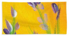 Lavender - Hanging Position 2 Bath Towel