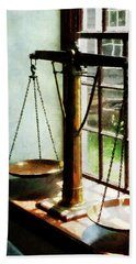 Lawyer - Scales Of Justice Hand Towel