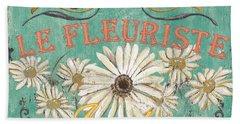 Le Marche Aux Fleurs 6 Hand Towel