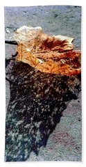 Leaf Lace In New Orleans Louisiana Hand Towel