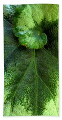 Leafy Greens Bath Towel