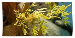 Leafy Sea Dragon Hand Towel