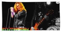 Led Zeppelin Hand Towel
