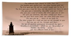 Legacy Of An Adopted Child Hand Towel by Trish Tritz