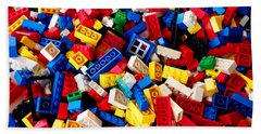 Lego - From 4 To 99 Bath Towel