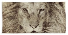 Leo Bath Towel