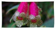 Leopard Flower - K. Digitaliflora Bath Towel