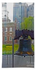 Liberty Bell Bath Towel