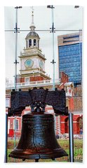 Liberty Bell Hand Towel