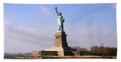 Liberty Island Hand Towel