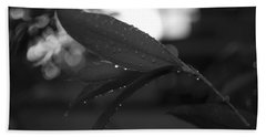 Bath Towel featuring the photograph Light And Dark by Miguel Winterpacht