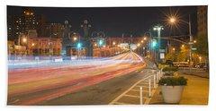 Light Traffic Hand Towel