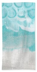 Like A Prayer- Abstract Painting Bath Towel
