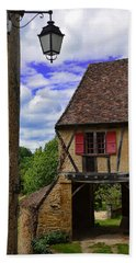Limeuil En Perigord Hand Towel by Dany Lison